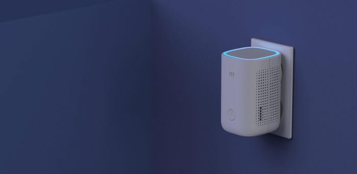 그립 IoT 공기질측정기 Huring AIR