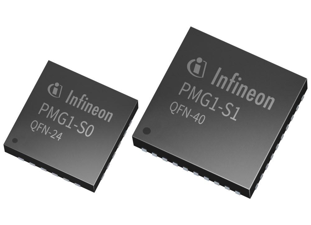 인피니언, USB PD 3.1 지원 MCU 출시