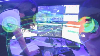 사이버공격 철통 감시