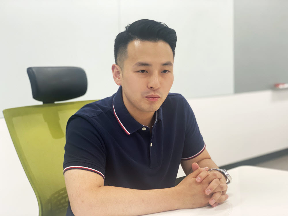 김지태 아이지넷 부사장