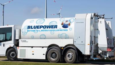 일진하이솔루스, 獨 환경특장차에 수소연료저장시스템 공급