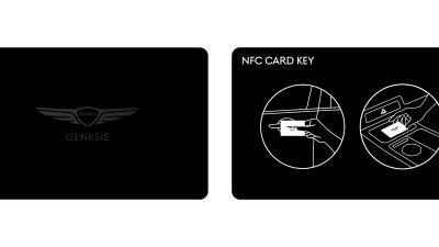 코나아이, 현대차에 NFC 카드키 공급…올 하반기 출시 제네시스 적용