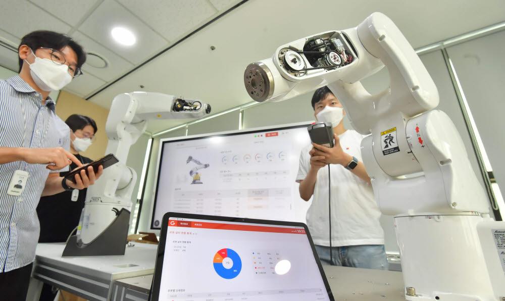 산업용 설비의 고장과 장애, 인공지능(AI)기술로 진단 예방