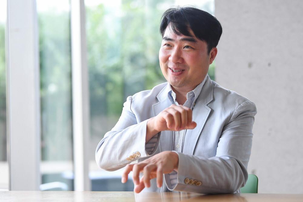 박천오 피앤피시큐어 대표는 국내 정보보안 SW 분야에서 수년내 정상 자리에 우뚝 선다는 목표를 갖고 있다.