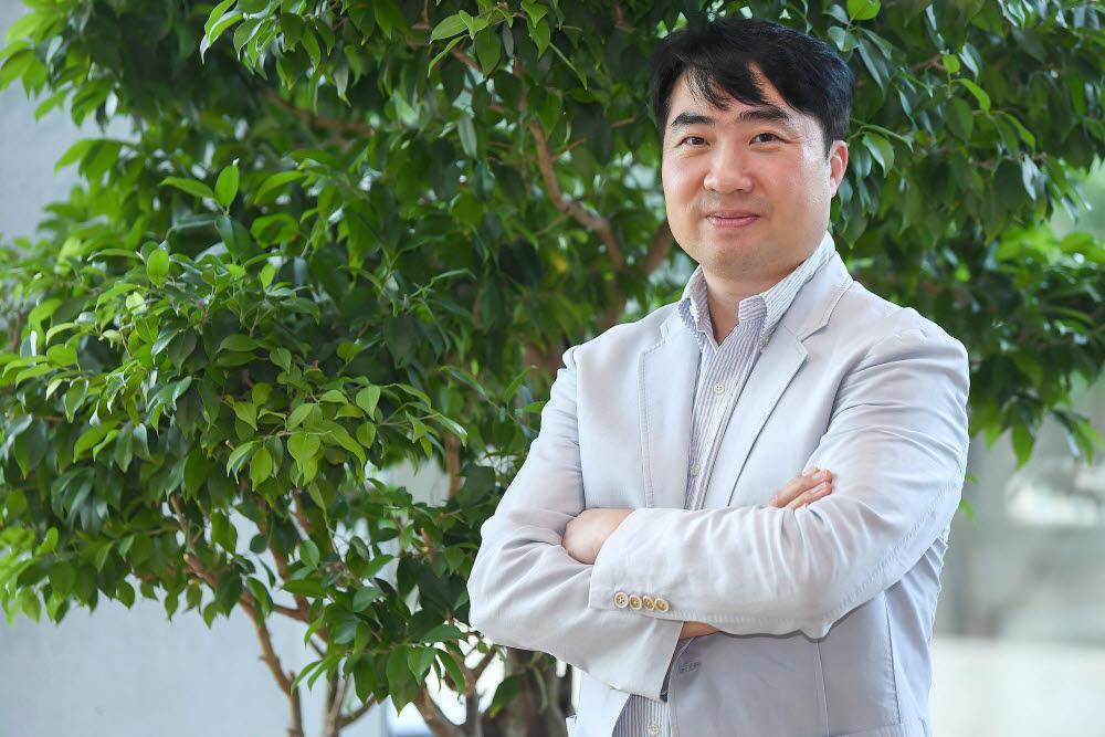 박천오 피앤피시큐어 대표는 일하기 좋은 기업문화를 실현하고자 탄력근무제, 금요일 조기 퇴근 등 다양한 복지 제도를 시행하고 있다.