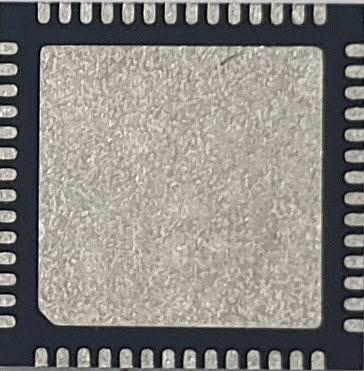 영상암호칩 패키징 QFN(56 핀)