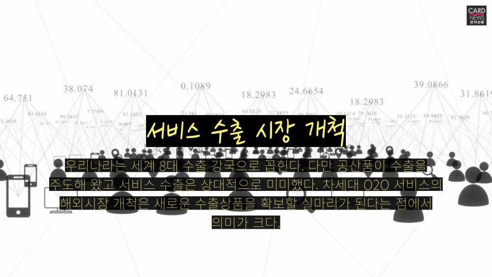 [카드뉴스]K-배달·중고거래·의료, 해외로 진격