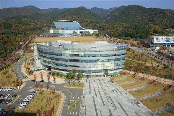 한국뇌연구원 전경