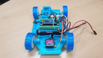 인텔리코리아, 교육용 완구 자동차 제작 툴 개발…RC카 3D 출력