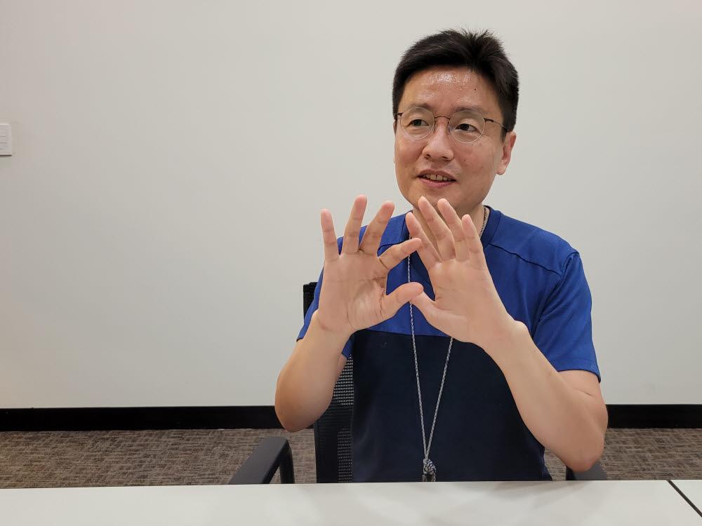 권재민 한국핵융합에너지연구원 통합시뮬레이션 연구부장