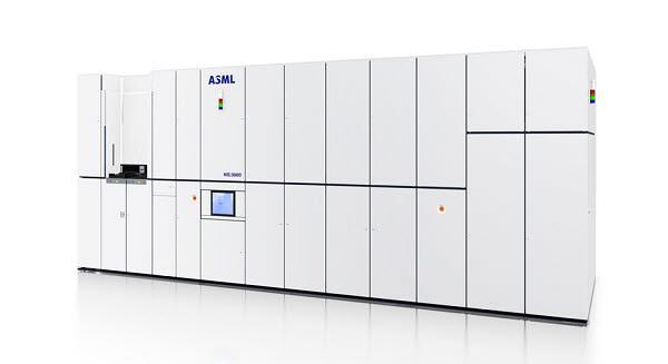 ASML, EUV 장비 NXE 3600D
