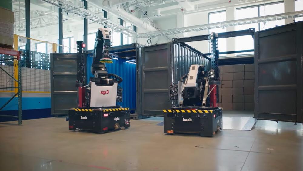 창고·물류 시설 특화 로봇 스트레치 (출처: 보스턴 다이내믹스 유튜브)