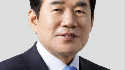 김진표, 공원에서 골프스윙연습 '금지'