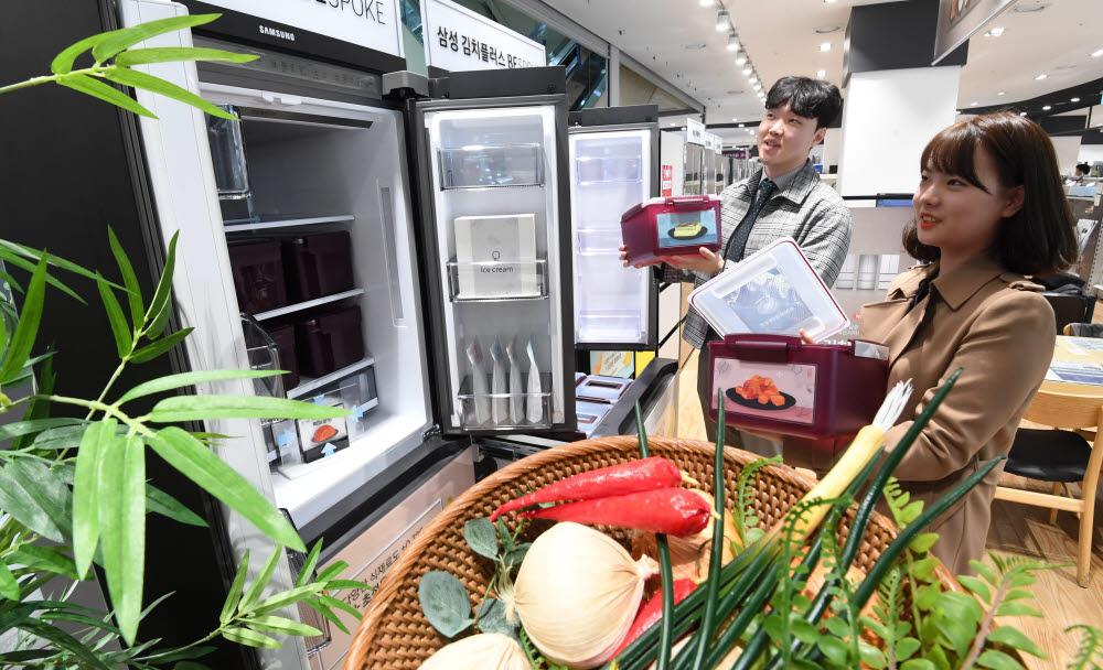 [이슈분석]디자인에 활용성 더한 김냉…시장 성장 기대