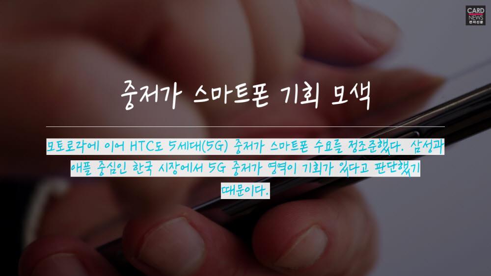 [카드뉴스]외산폰, 한국 시장 '컴백'