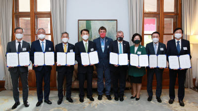 CJ제일제당, 산·관·학 협력 '기후리스크 관리모형' 개발 나서