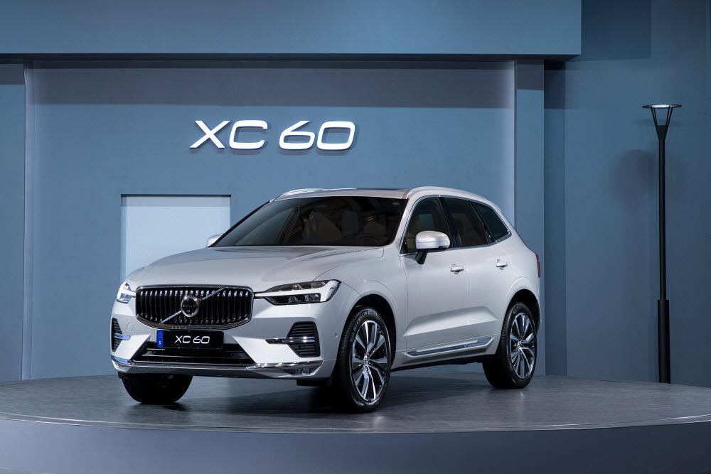 볼보자동차 신형 XC60.