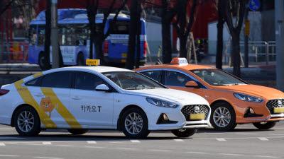 [플랫폼 상생 논란]카카오, 택시 \'스마트 호출\' 없앤다...대리 수수료는 최저 0%