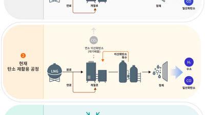 한화솔루션, 합성가스 자체 생산·공급 시작...연간 230억원 원가절감