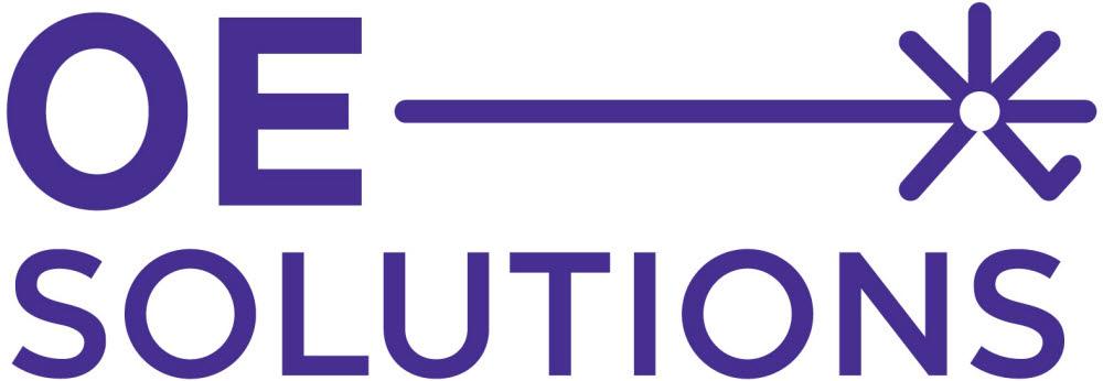 오이솔루션 로고.