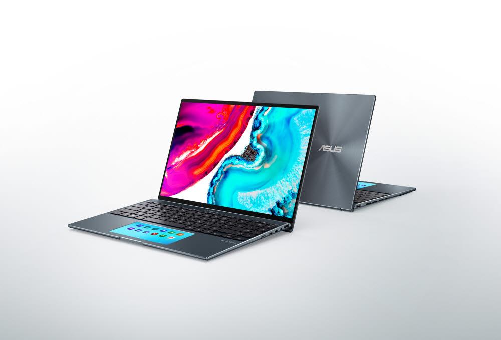 90Hz OLED 패널을 탑재한 에이수스 노트북.
