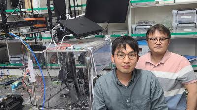 포스텍, 실리콘 칩에서 음파 간섭 통한 광신호처리 구현
