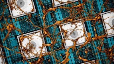 삼성전자, 뇌 신경망 '복붙'하는 차세대 메모리 반도체 기술 제안