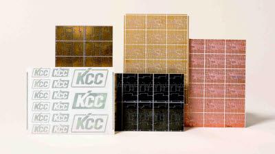 KCC, '고강도 질화알루미늄 DCB 세라믹 기판' 개발
