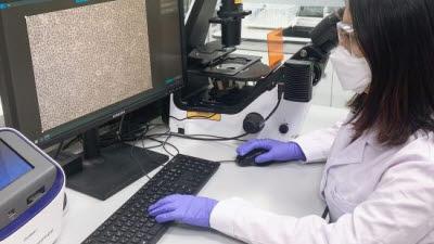 솔루스첨단소재, mRNA 백신 원료 시장 진출
