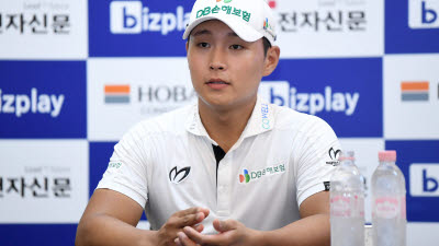 KPGA 서요섭, 월드비전에 후원금 1천만 원 전달