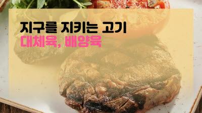 {htmlspecialchars([카드뉴스]진짜 같은 고기 대체육·배양육)}