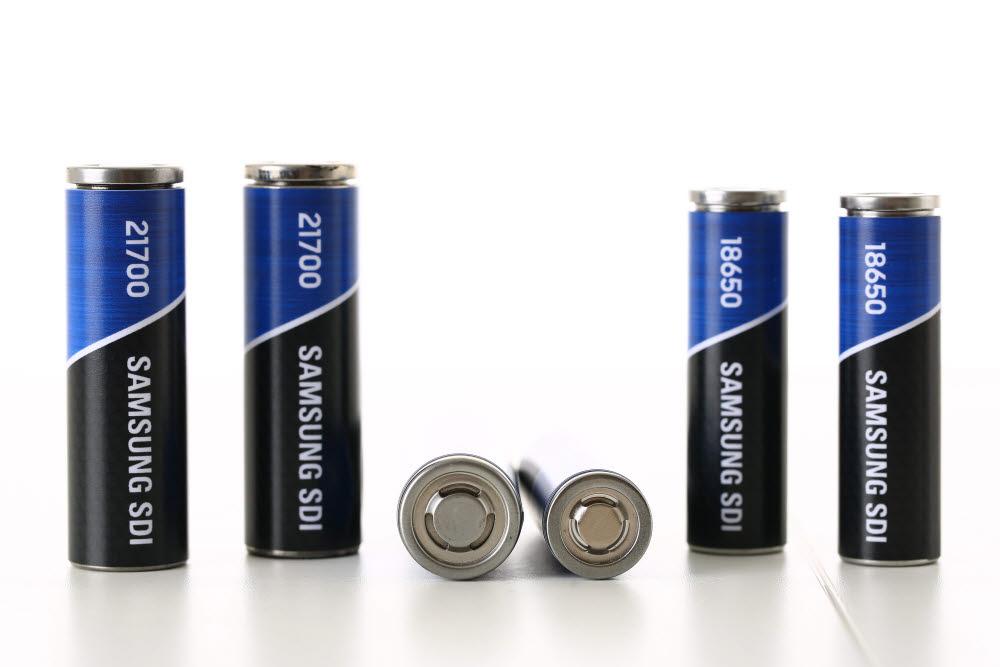 삼성SDI 원통형 배터리