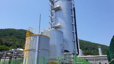 하이트진로, 친환경 폐수처리 설비 도입으로 온실가스 감축 앞장