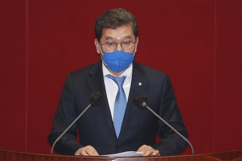 신정훈 더불어민주당 의원
