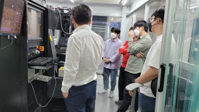 전남테크노파크, 레이저·광학 전문인력 양성 교육 실시