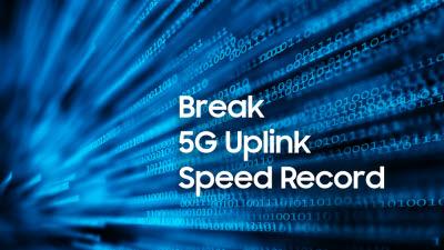 삼성 ,'1GB 영상 10초만에'...5G 업로드 속도 세계 신기록 달성