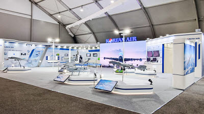 대한항공, ADEX 2021 참가...무인기·드론 출품