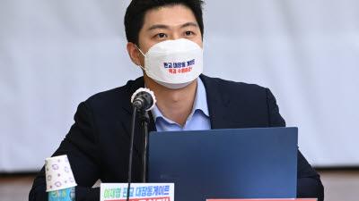 """김용태 """"文정부 2030년 온실가스 감축 목표, 현실성 떨어져"""""""