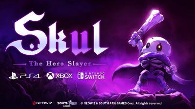 네오위즈 PC 게임 '스컬', 콘솔 버전 글로벌 출시