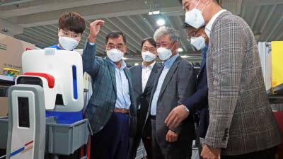 "CJ대한통운, TES핵심기술 마스터플랜 발표...""로봇·AI·데이터 기반 물류혁신 선도"""